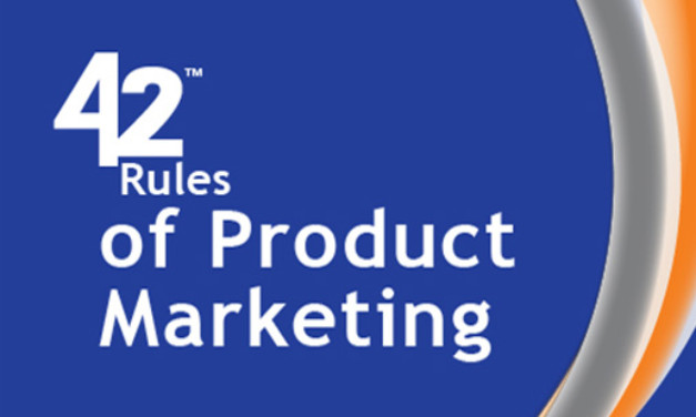Product Marketing Rule#11: Leverage Social Media or be Fired!