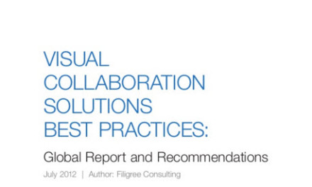 Global Study on Best Practices and Visual Collaboration Solutions