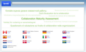 smart collaboration global landing page