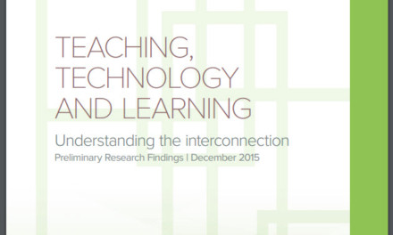 Teaching, Technology and Learning: Understanding the interconnection
